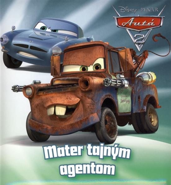Autá 2 - Mater tajným agentom