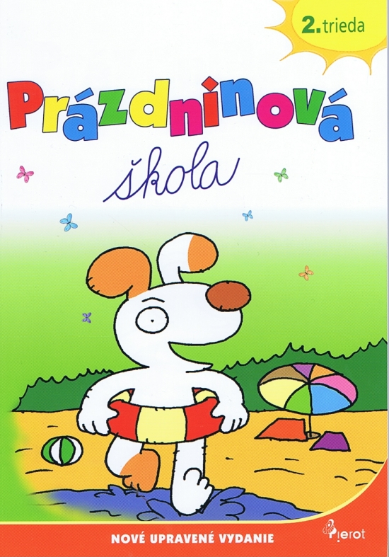 Prázdninová škola - 2.trieda ( úprav.vyd.) - Pavol Krajňák