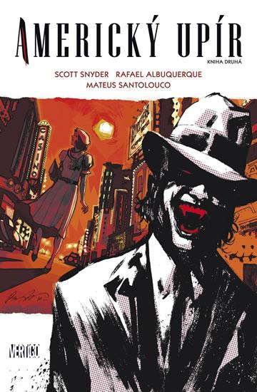 Americký upír 2 - komiks - Scott Snyder
