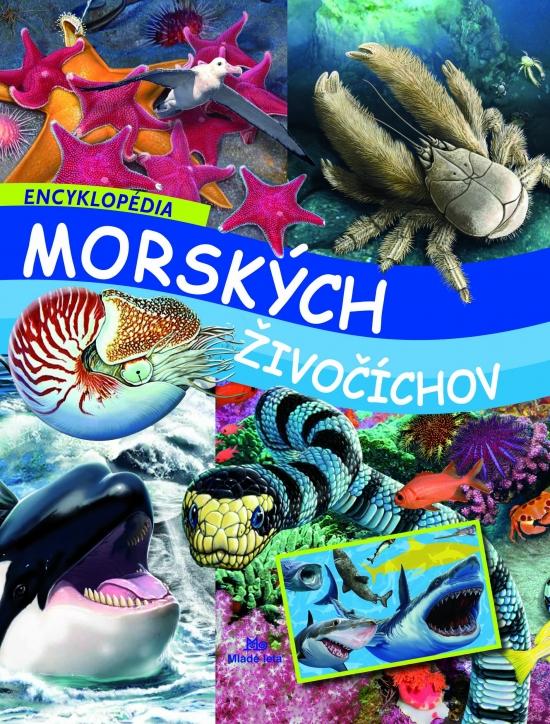 Encyklopédia morských živočíchov - Carmen Rodríguez