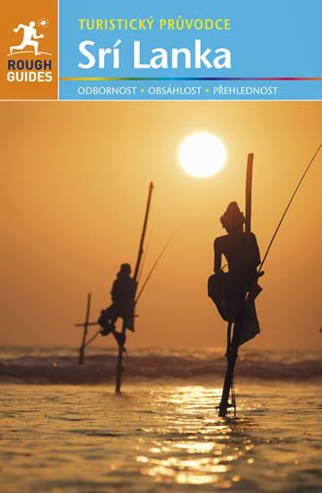 Srí Lanka - Turistický průvodce - 2. vydání - Thomas Gavin