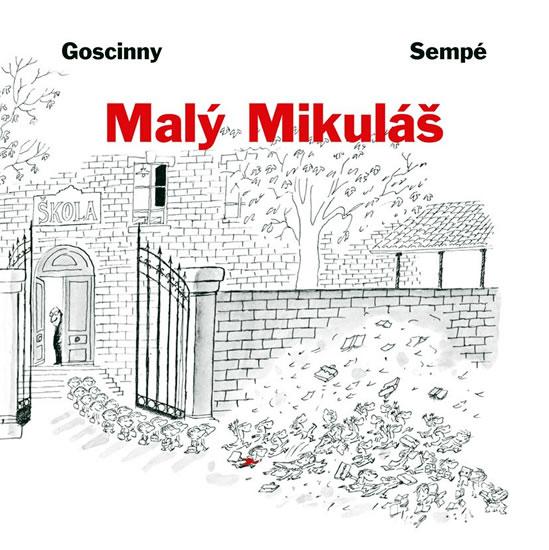 Malý Mikuláš - Jean-Jacques Goscinny René&Sempé