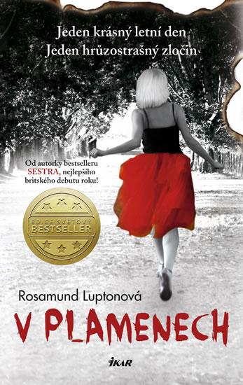 V plamenech - Rosamund Luptonová