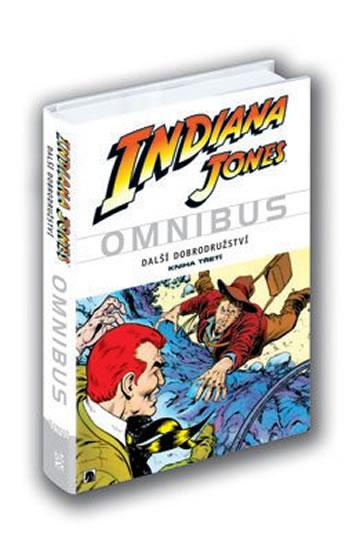 Indiana Jones - Omnibus - Další dobrodružství - kniha třetí - Steve Ditko a kolektív
