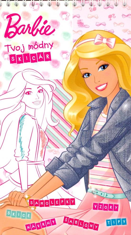 Barbie - Tvoj módny skicár