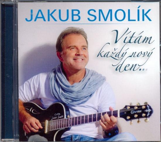 Jakub Smolík - Vítám každý nový den CD - Jakub Smolík