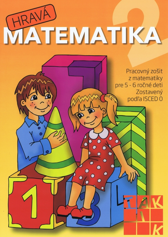 Hravá matematika 2 - PZ pre 5- 6 ročné deti