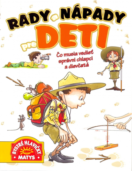 Rady a nápady pre deti - 2. vydanie