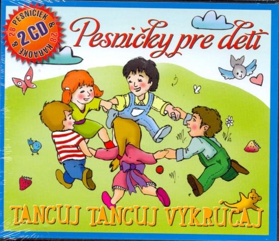 CD-Tancuj, tancuj, vykrúcaj - 2 CD