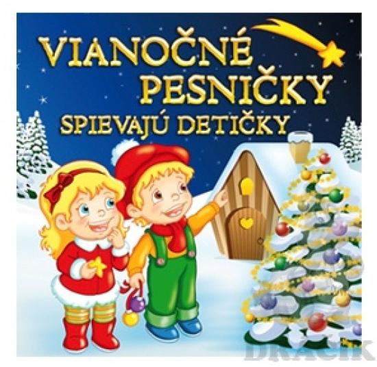 CD-Vianočné pesničky spievajú detičky