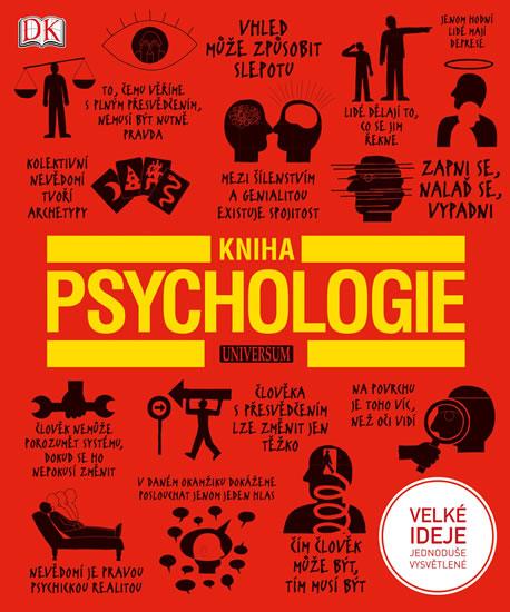 Kniha psychologie (DK)