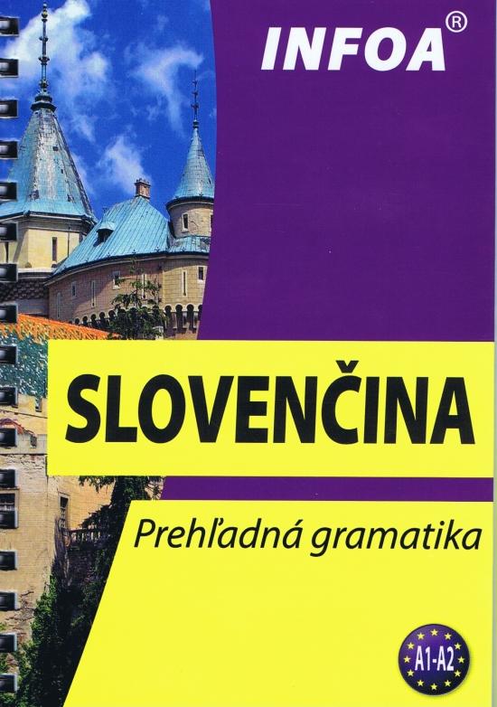 Prehladná gramatika - slovenčina