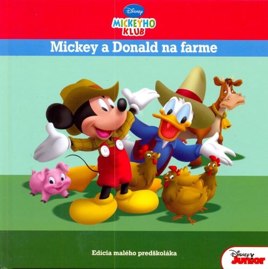 Mickey a Donald na farme - Mickeyho klub