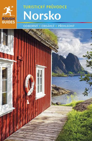 Norsko - Turistický průvodce - 3. vydání - Phil Lee