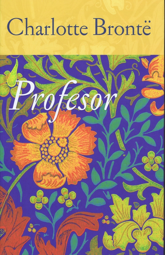 Profesor - Charlotte Brontëová