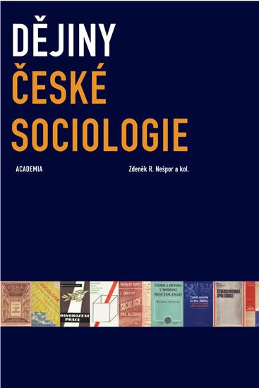 Dějiny české sociologie