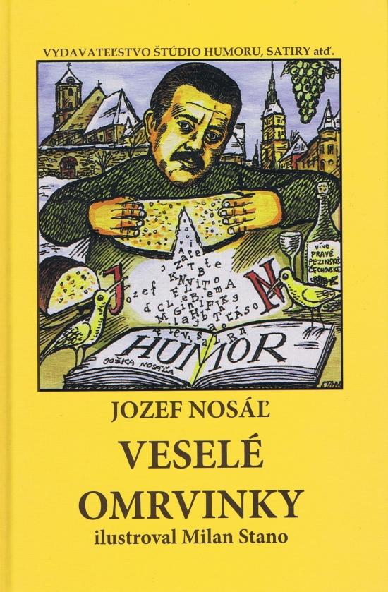 Veselé omrvinky - Jozef Nosáľ
