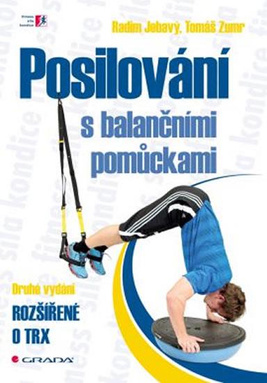 Posilování s balančními pomůckami - Radim Jebavý, Tomáš Zumr