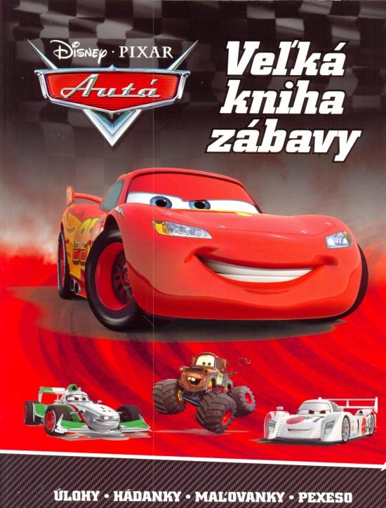 Autá 2 - Veľká kniha zábavy