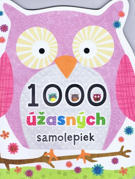 1000 Hu úžasných samolepiek