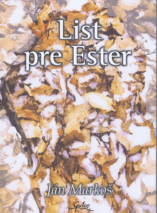 List pre Ester - Ján Markoš