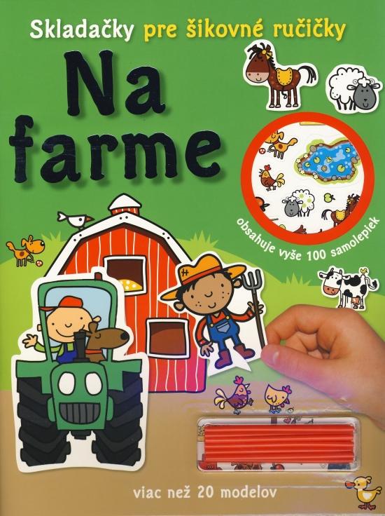 Skladačky pre šikovné ručičky - Na farme