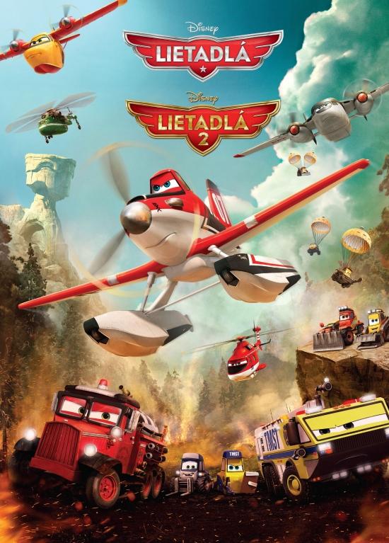 Lietadlá 2 v 1 – filmový príbeh