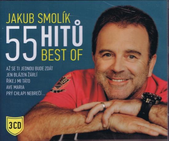 Jakub Smolík - 55 hitů BEST OF - 3 CD
