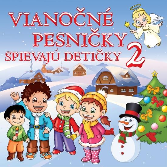 CD-Vianočné pesničky spievajú detičky 2
