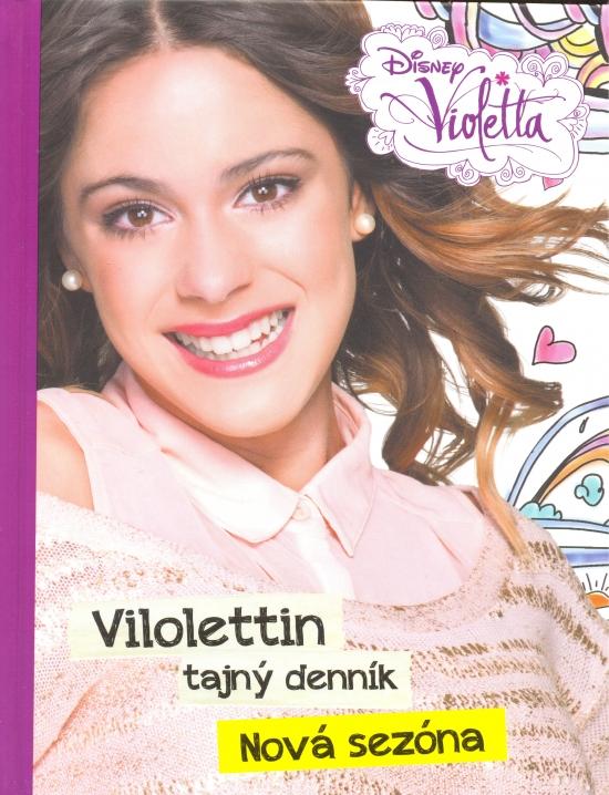 Violetta - Violettin tajný denník - Nová sezóna