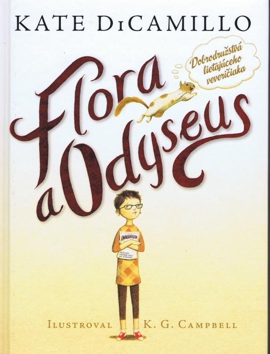 Flora a Odyseus - Kate DiCamillo