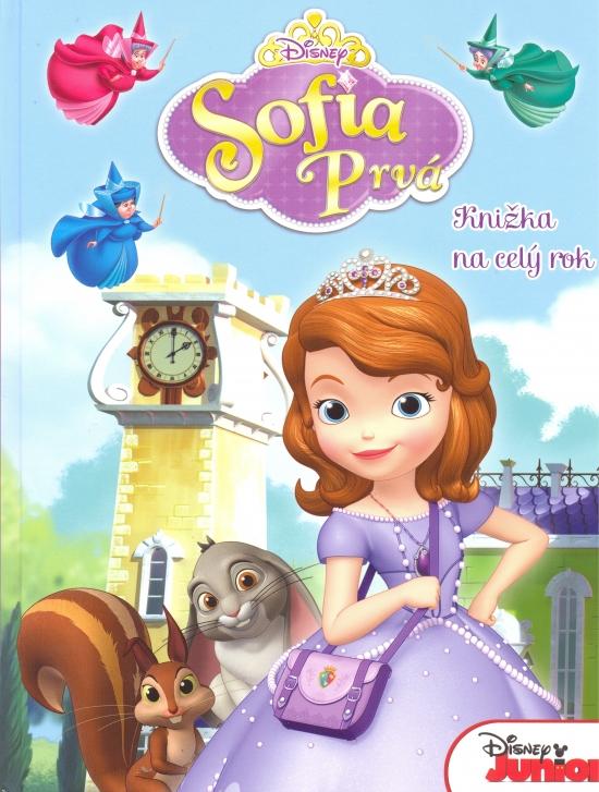 Sofia Prvá - Knižka na celý rok