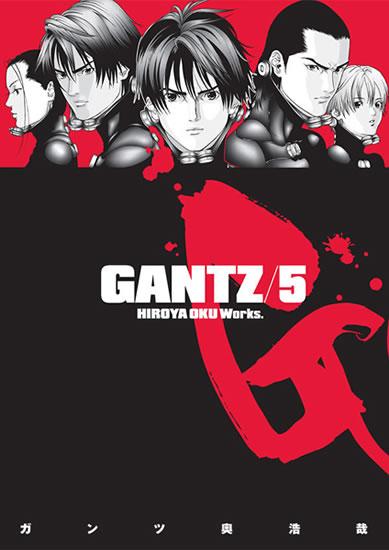 Gantz 5 - Oku Hiroja
