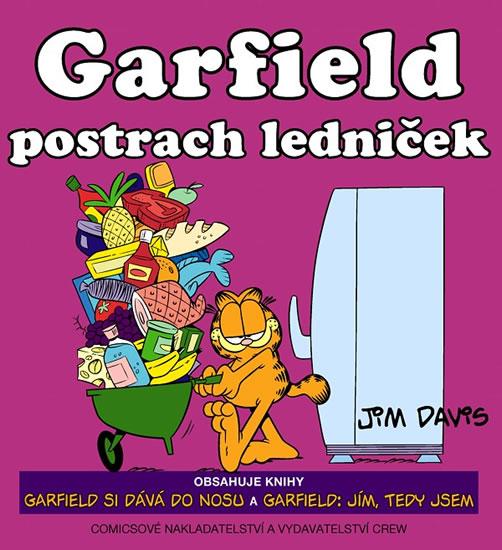 Garfield postrach ledniček (č. 11+12)