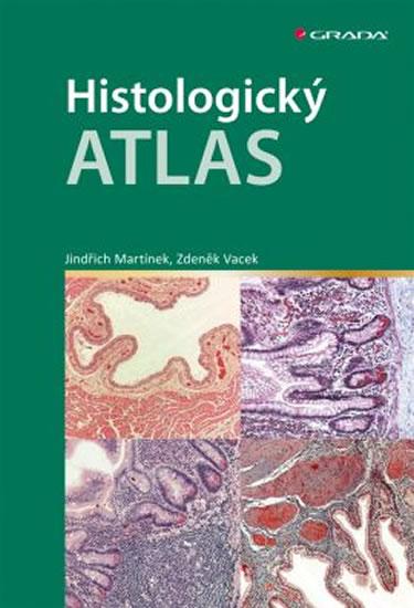 Histologický atlas - Jindřich Martínek