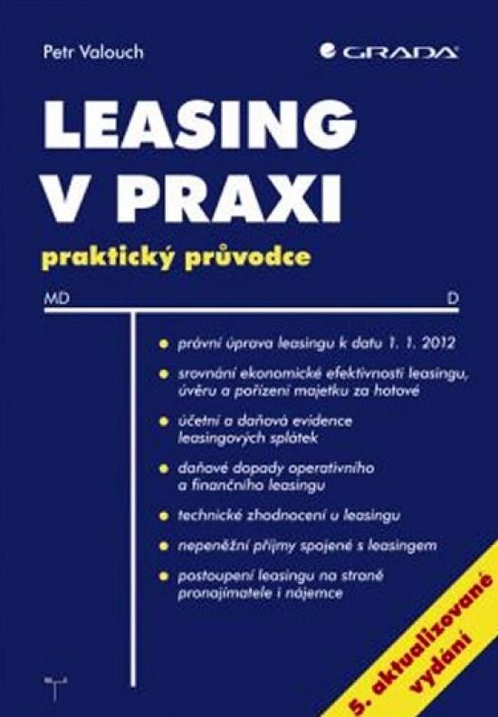 Leasing v praxi - praktický průvodce - 5. vydání