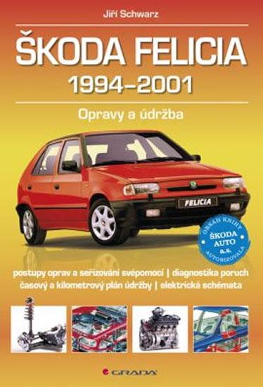 Škoda Felicia 1994–2001 - Opravy a údržba - Jiří Schwarz