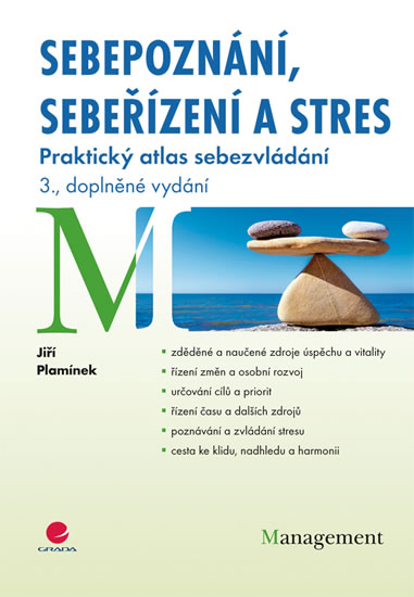 Sebepoznání, sebeřízení a stres - Praktický atlas sebezvládání