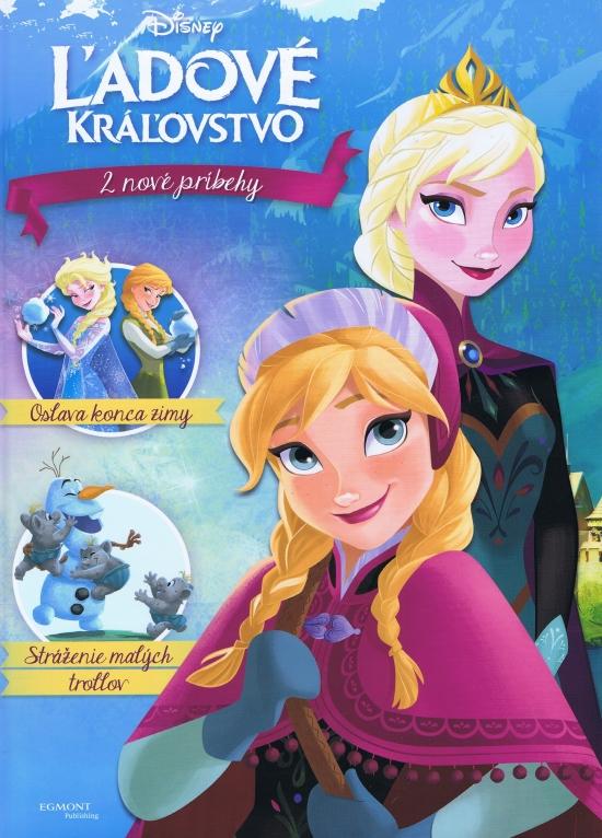 Ľadové kráľovstvo - Oslava koncom zimy; Stráženie malých trollov