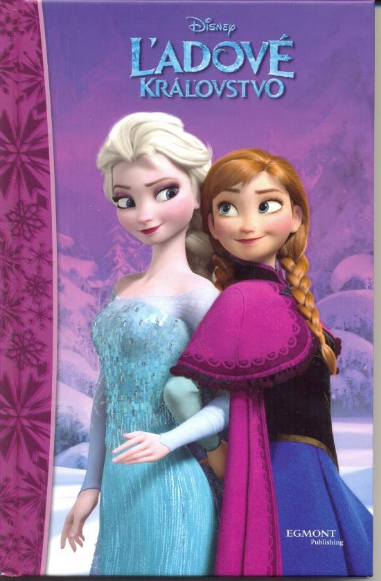 Ľadové kráľovstvo-Rozprávkový román