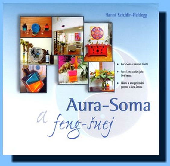 Aura-Soma a feng-šuej