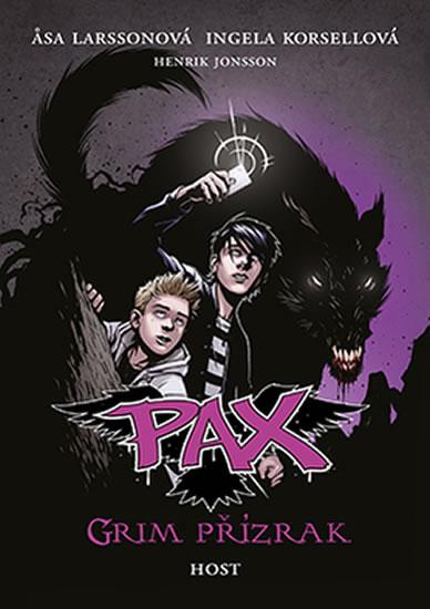 Pax - Grim přízrak - Asa Larssonová, Ingela Korsellová