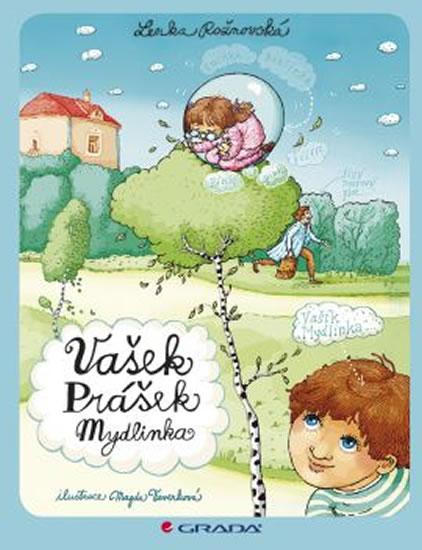Vašek Prášek Mydlinka - Lenka Rožnovská