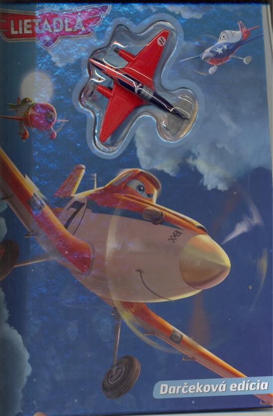 Lietadlá - s hračkou