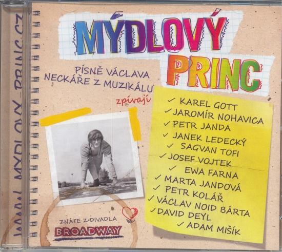 CD - Mýdlový princ