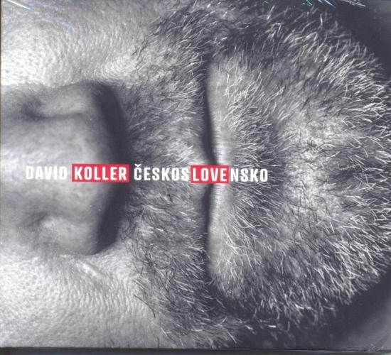 CD - ČeskosLOVEnsko - David Koller - David Koller