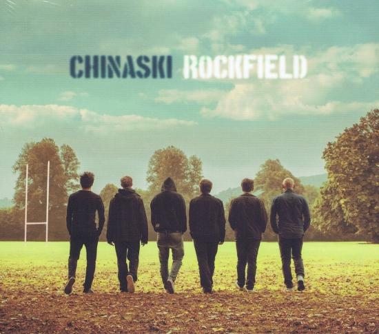 CD - Rockfield - Chinaski