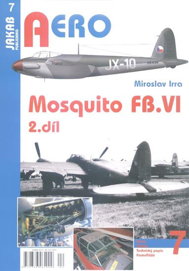 Mosquito FB.VI - 2.díl - Miroslav Irra