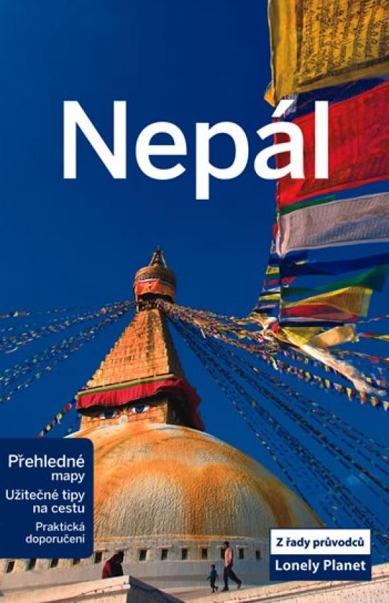 Nepál - Lonely Planet