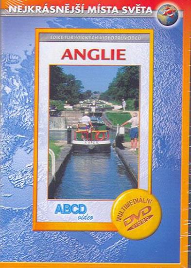Anglie DVD - Nejkrásnější místa světa - 2. vydání